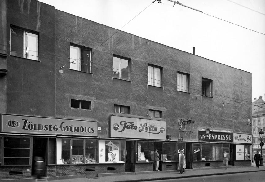 1957, Baross utca, 8. kerület
