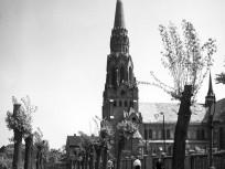 1955, Béke tér, 13. kerület