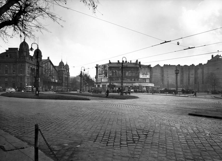 1955, Marx (Nyugati tér), 6. kerület