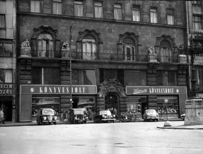 1966, Vörösmarty tér 4., 5. kerület