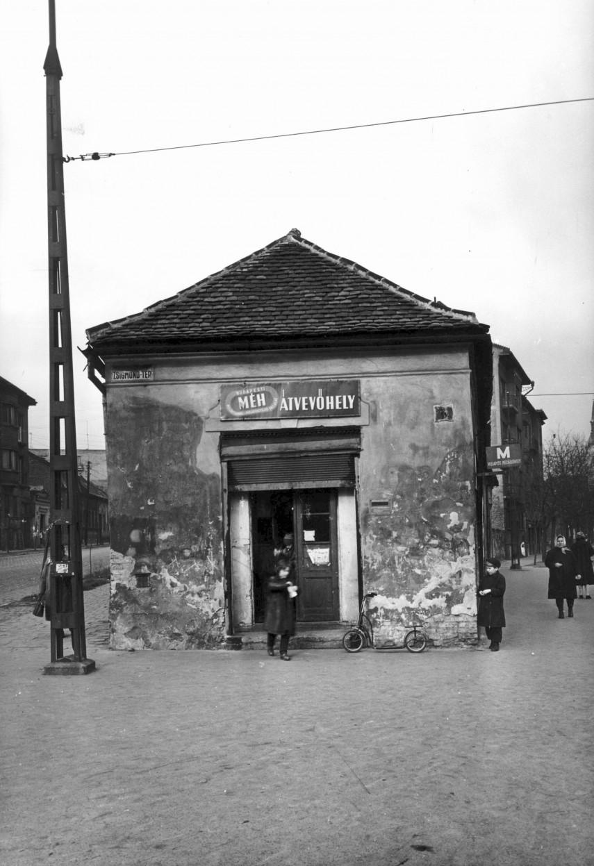 1961, Zsigmond tér