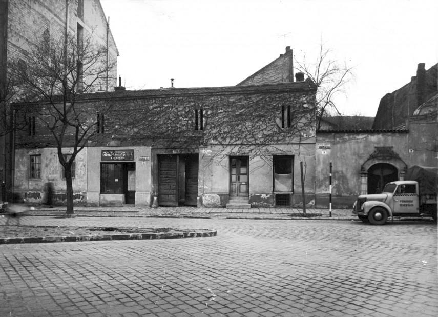 1961, Zsigmond tér, 2. kerület