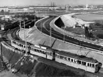 1964, a budafoki felüljáró, 22. és 11. kerület