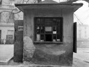 1959, Csalogány utca a Hattyú utcánál, 2. kerület