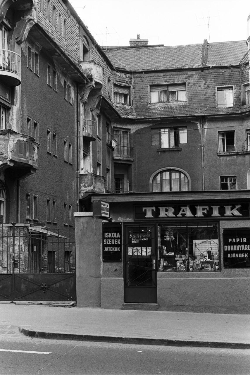 1983, a Csaba utca, 12. kerület