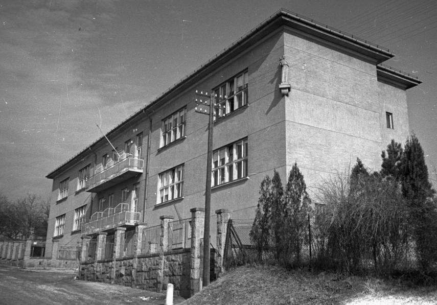 1955, Széher út, 2. kerület