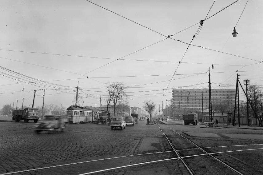 1960-as évek, Üllői út 9. és 10. kerület
