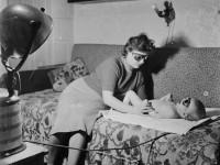 1958, KVARCLÁMPA és VÉDŐSZEMÜVEG