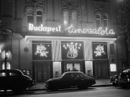 1958, Nagymező utca, 6. kerület