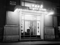 1969, Kis Salétrom utca 1., a Revü night club, 8. kerület