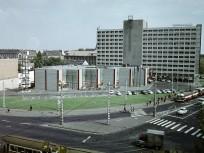 1971, Dózsa György út, 13. kerület