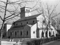 1959, Bajcsy-Zsilinszky (Klebelsberg Kuno) utca 43., Keresztelő Szent János-templom