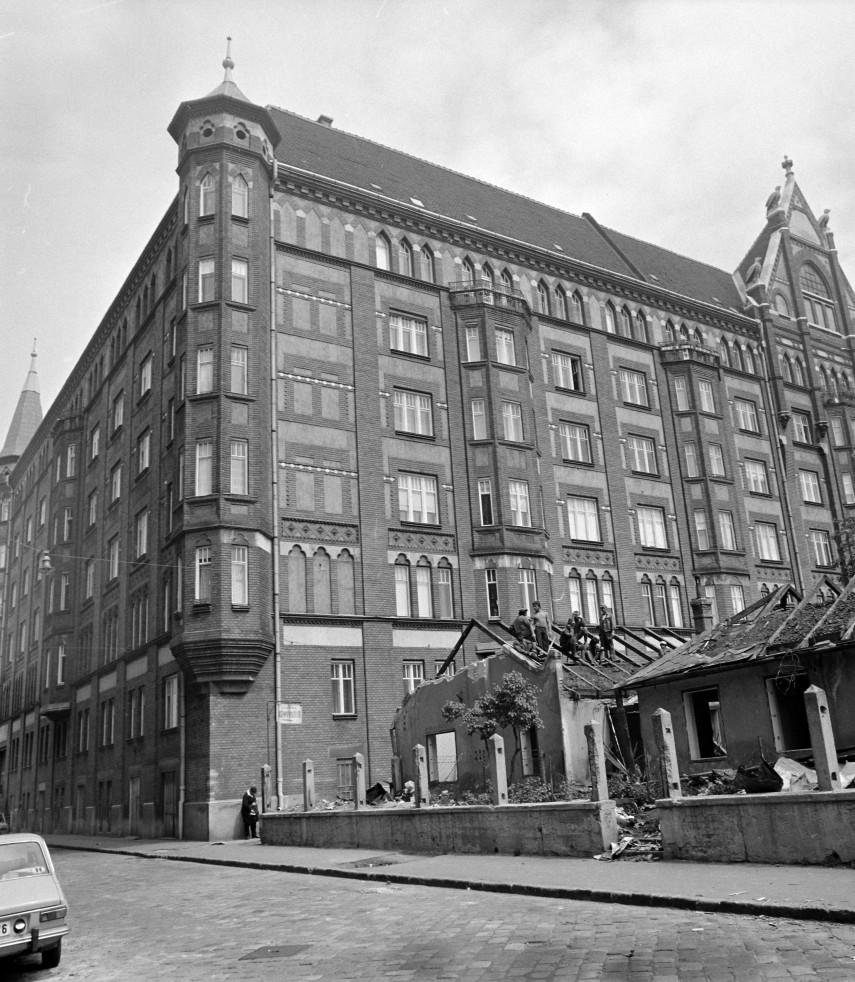 1978, Mihálkovics utca, 9. kerület