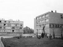1957, Papp József (Szent László) tér, Újpest