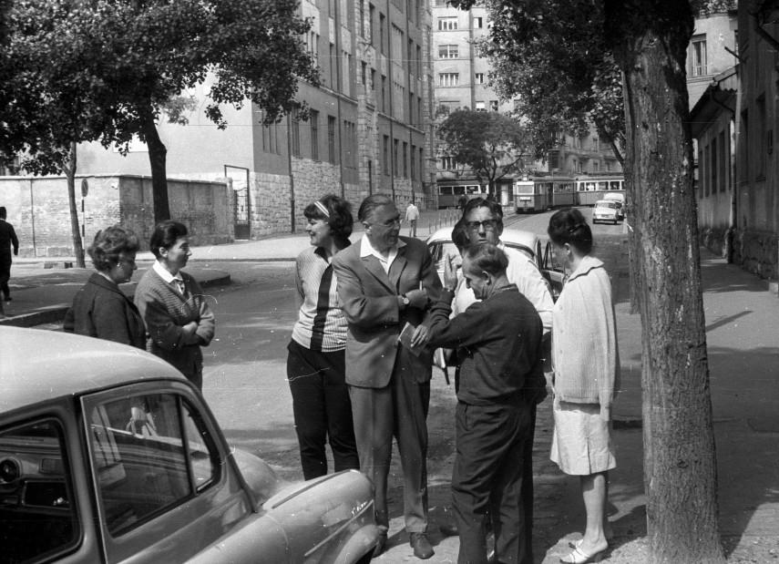 1971, Váli utca, 11. kerület