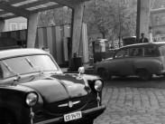 1970, Dimitrov (Fővám) tér, 5. kerület