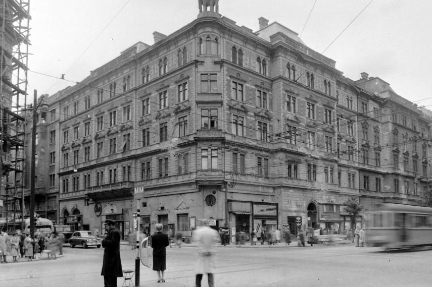 1957, Majakovszkij (Király) utca, 7. kerület