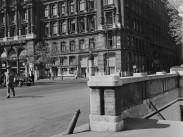 1940, Vörösmarty tér, 5. kerület