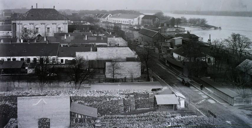 1925, Óbudai Rakpart (Árpád fejedelem útja), 3. kerület