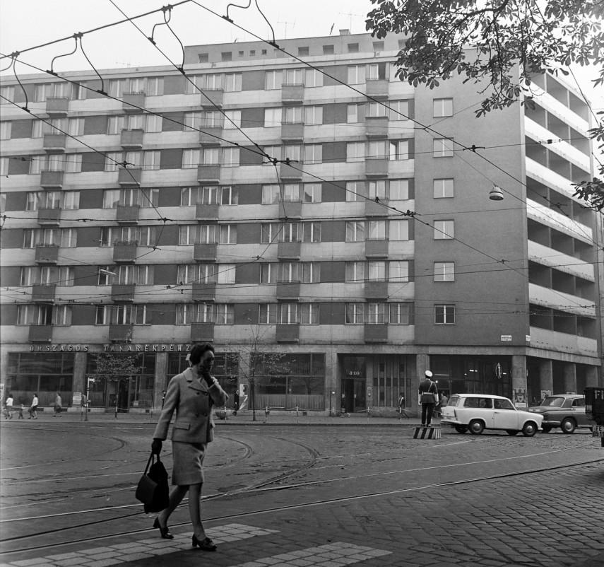 1969, Mártírok útja (Margit körút), 2. kerület