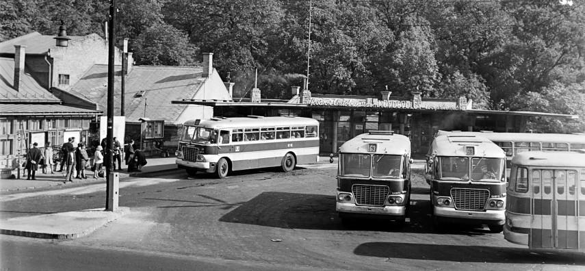1970, Vörös Hadsereg útja (Hűvösvölgyi út), 2. kerület