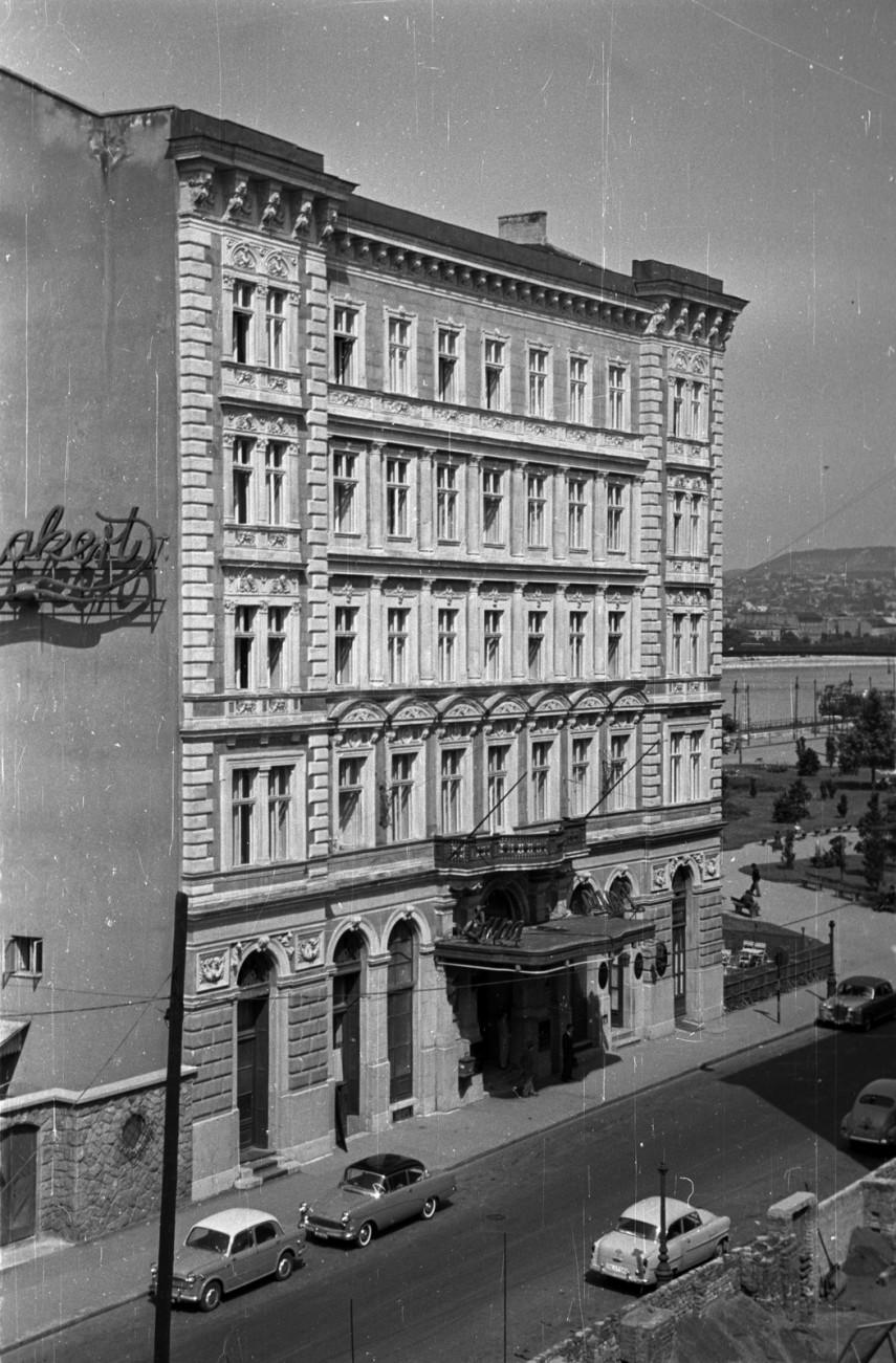 1959, Apáczai Csere János utca, 5. kerület