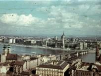 1950-es évek, Kossuth híd, 1. és 5. kerület