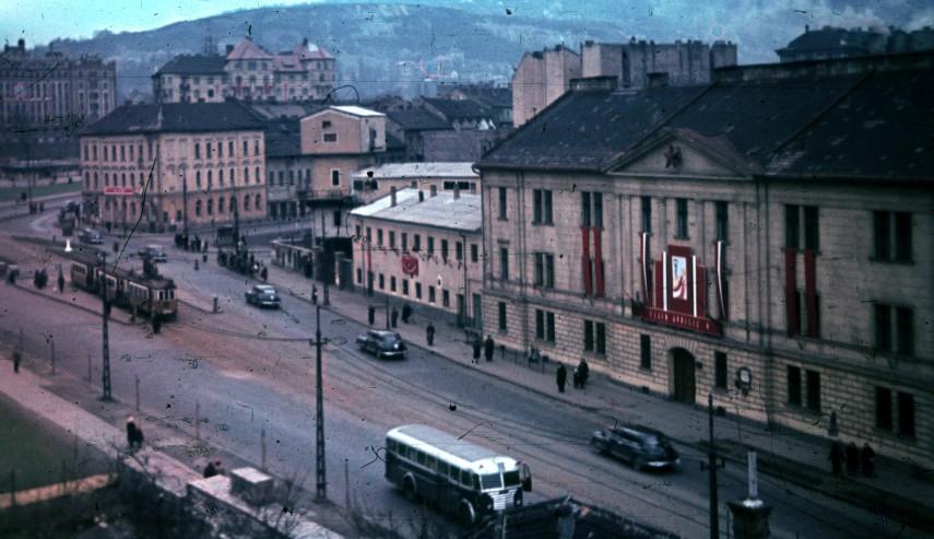 1955, Mártírok útja (Margit körút), 2. kerület