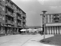 1969, Pöttyös utca a Dési Huber utcánál, 9. kerület