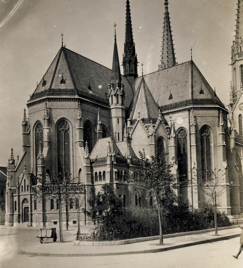1935, Rózsák tere, 7. kerület