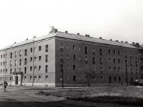 1953, Szobránc utca a Jurisich Miklós utcánál, 14. kerület