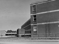 1960, 929. (Szervián) utca a Kun Béla (ma Kaffka Margit) Általános Iskola