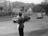 1962, Istenhegyi út az Orbán (Szent Orbán) térnél, 12. kerület