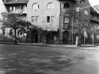1978, Petőfi (Kós Károly) tér a Mészáros Lőrinc utcánál, 19. kerület