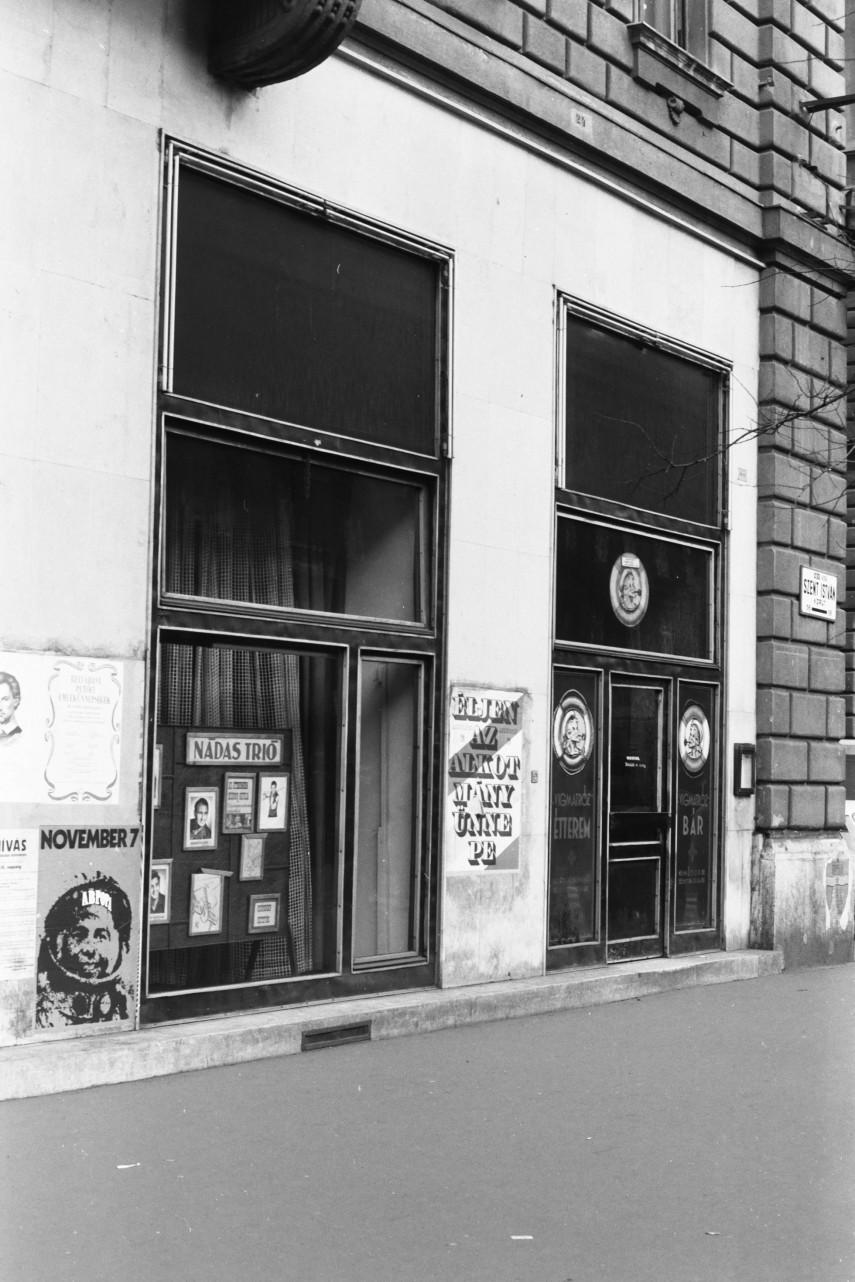 1972, Szent István körút, 13. kerület