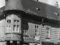 1936, Fő utca a Pala utcánál, 1. kerület