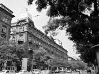 1976, Váci út a Kádár utcánál, 13. kerület