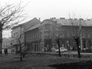 1980,  Kossuth Lajos utca a Török Flóris utcánál, 20. kerület