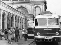 1960-as évek eleje, Baross tér, 8. kerület