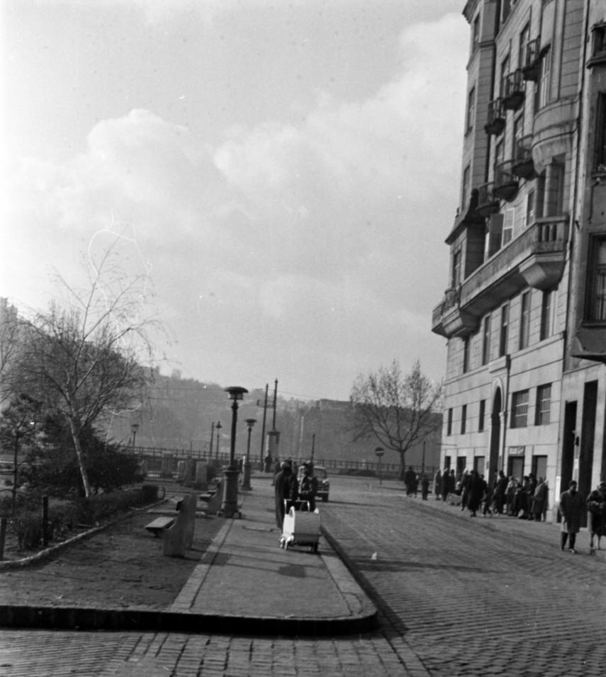 1955, Március 15. tér, 5. kerület