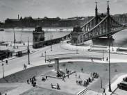 1950, Dimitrov (Fővám) tér, 5. kerület