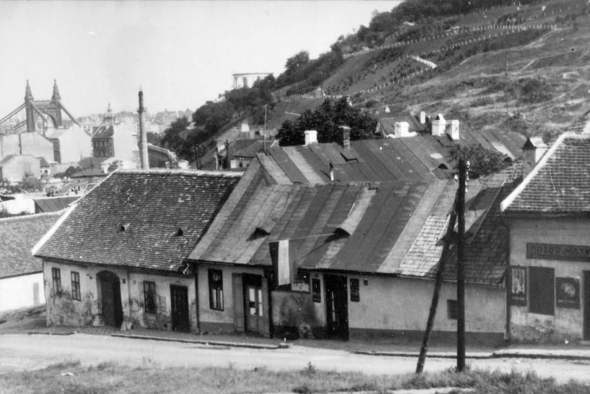 1930, Kereszt tér (Tabán), 1. kerület