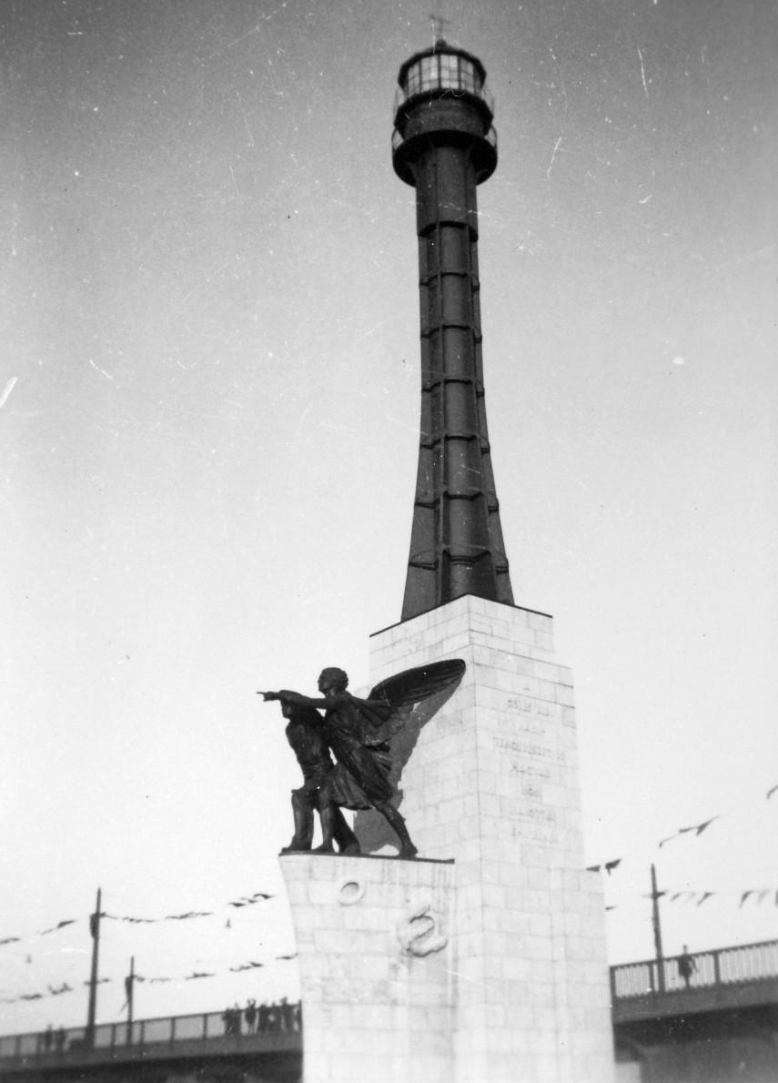 1943, Budai alsó (Valdemar és Nina Langlet)  rakpart, 11. kerület