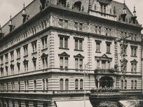 1930, Rákóczi út, a HOTEL METROPOLE, 7. kerület