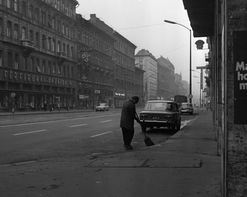 1971, Rákóczi út, 7. kerület