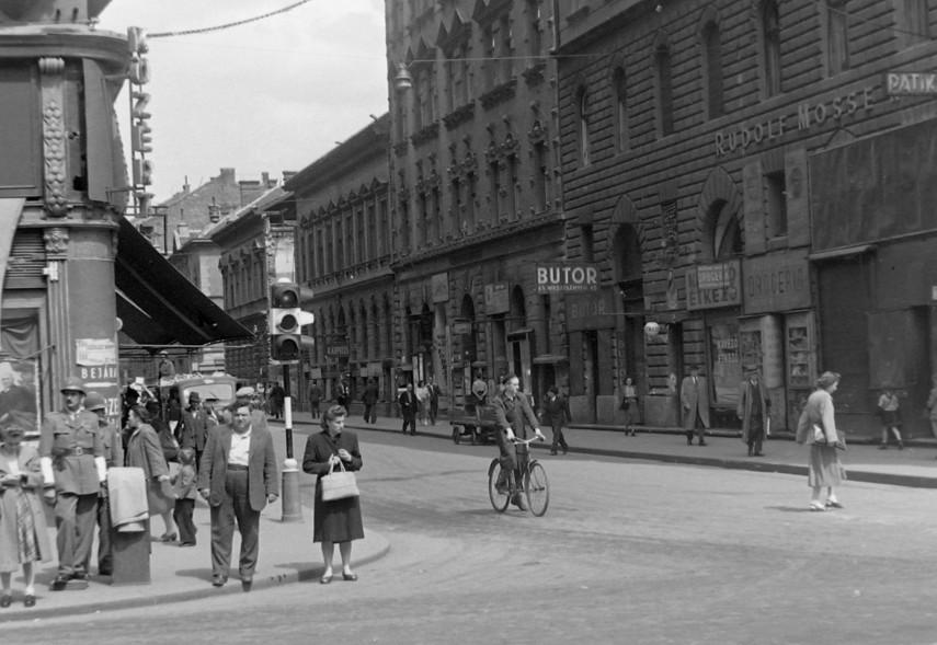 1950, Wesselényi utca, 7. kerület
