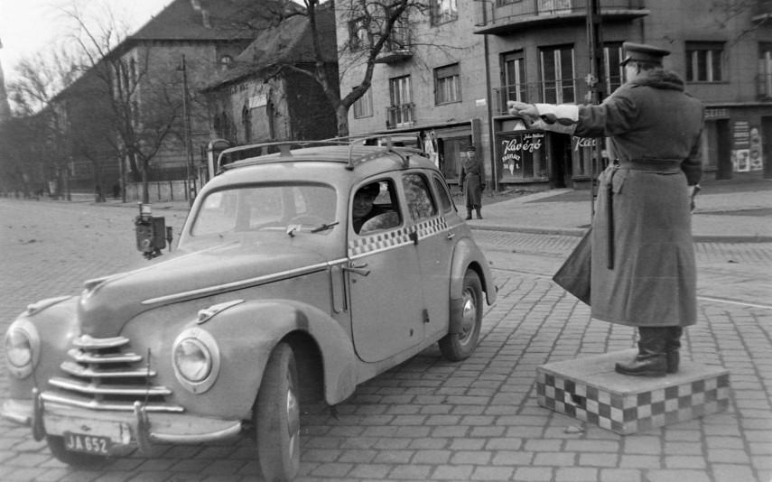 1950, Thököly út és a Vorosilov út kereszteződés, 14. kerület