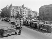 1951, Móricz Zsigmond körtér, 11.kerület