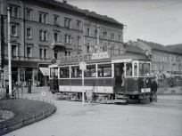 1917, Baross tér a Bethlen Gábor utcánál, 7. kerület