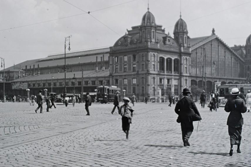 1917, Berlini (Nyugati) tér, 6. kerület